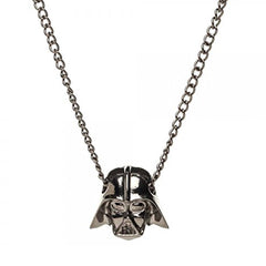 Jewelery - Star Wars Darth Vader Gunmetal 3D Pendant Necklace