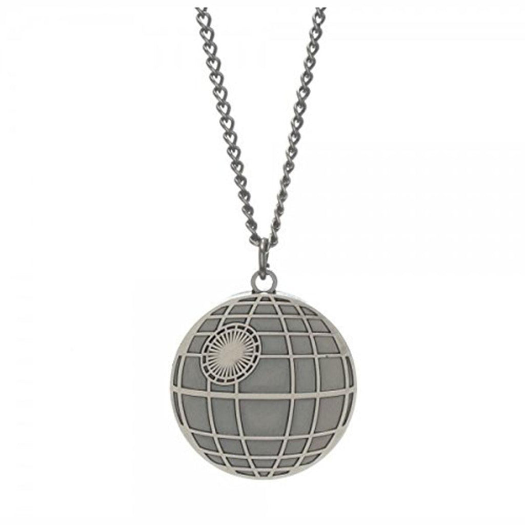 Star Wars Death Star Pendant Necklace