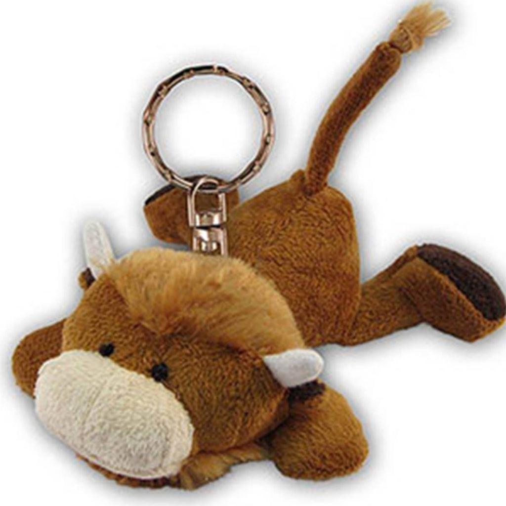 Buffalo Plush Keychain - Radar Toys