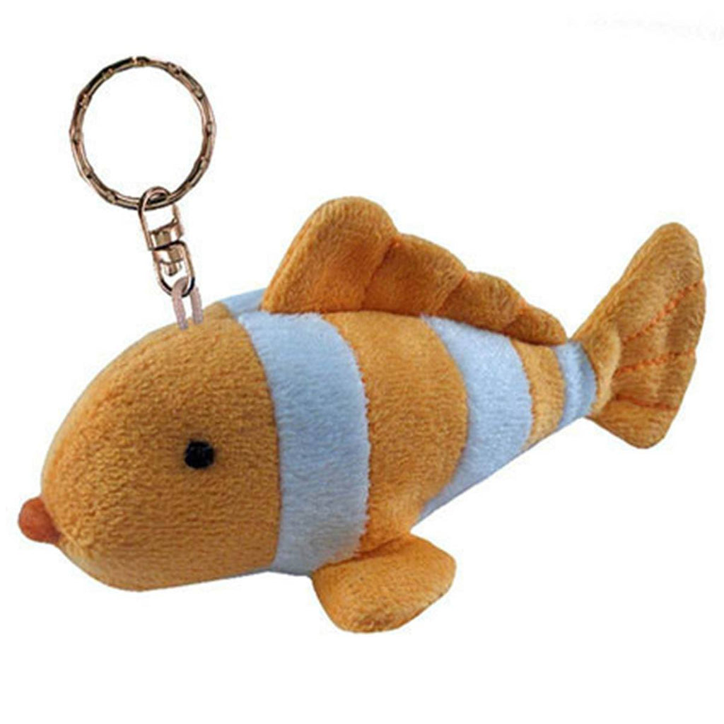 Clownfish Plush Keychain - Radar Toys