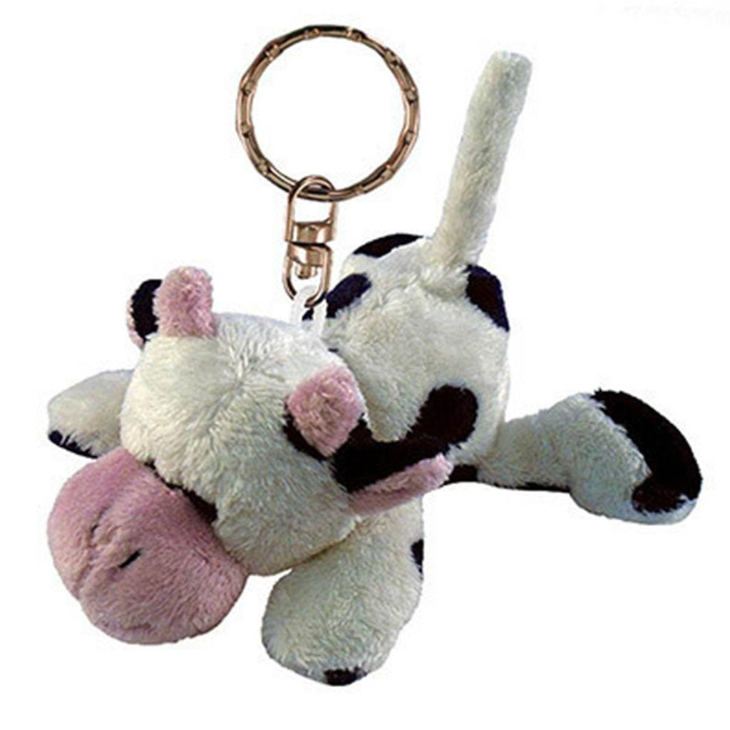 Cow Plush Keychain - Radar Toys
