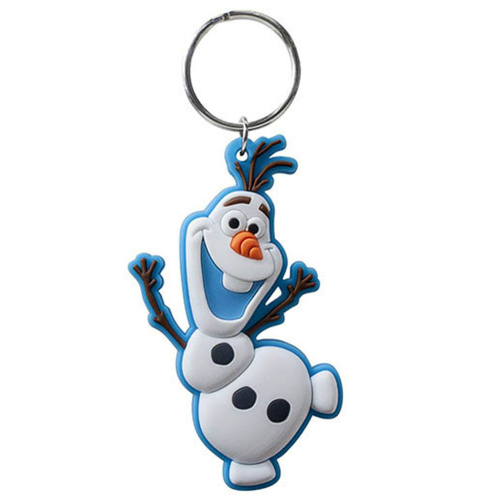 Disney Frozen Olaf Soft Touch Keychain