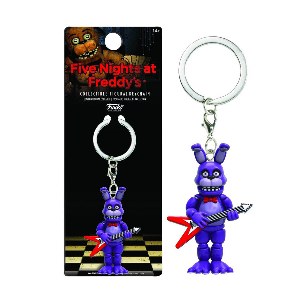 Funko Five Nights At Freddy's Bonnie Figure Keychain - Radar Toys