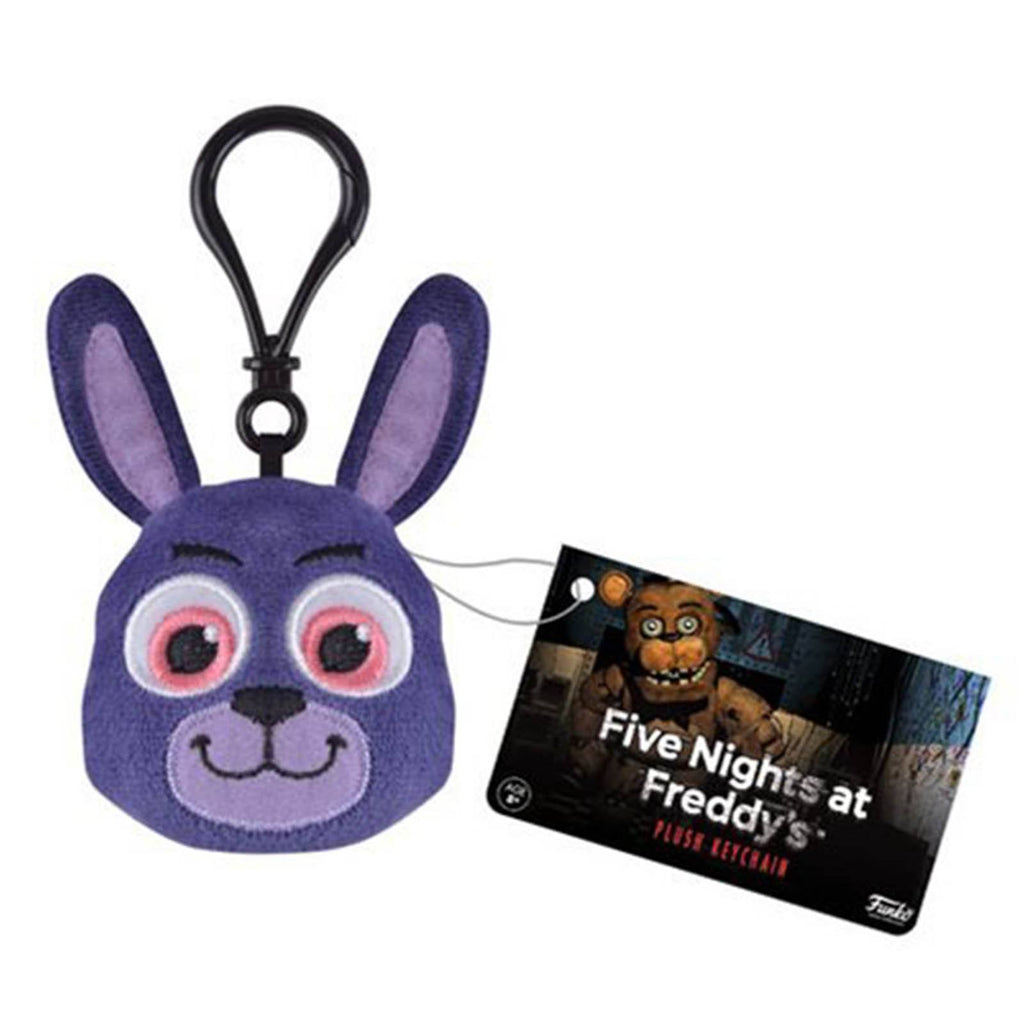 Funko Five Nights At Freddy's Bonnie Plush Keychain Figure