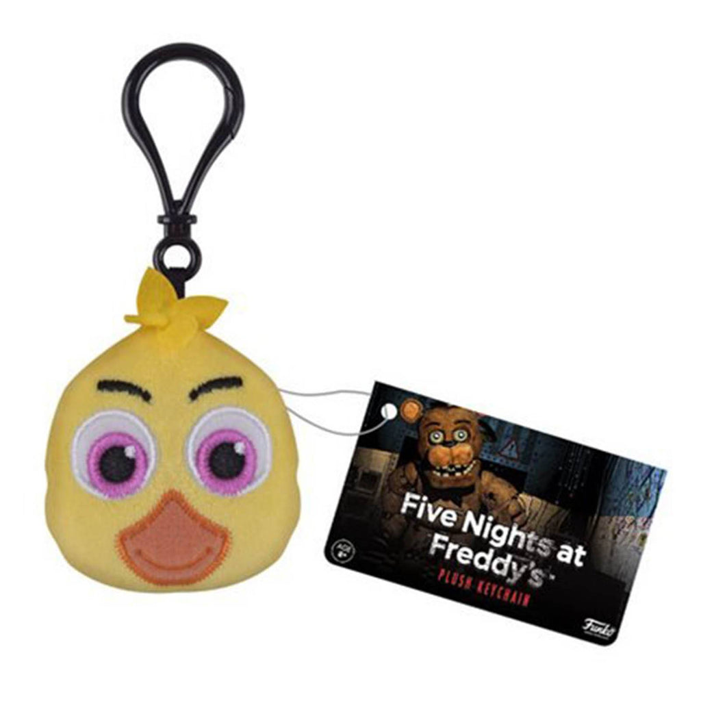 Funko Five Nights At Freddy's Chica Plush Keychain Figure