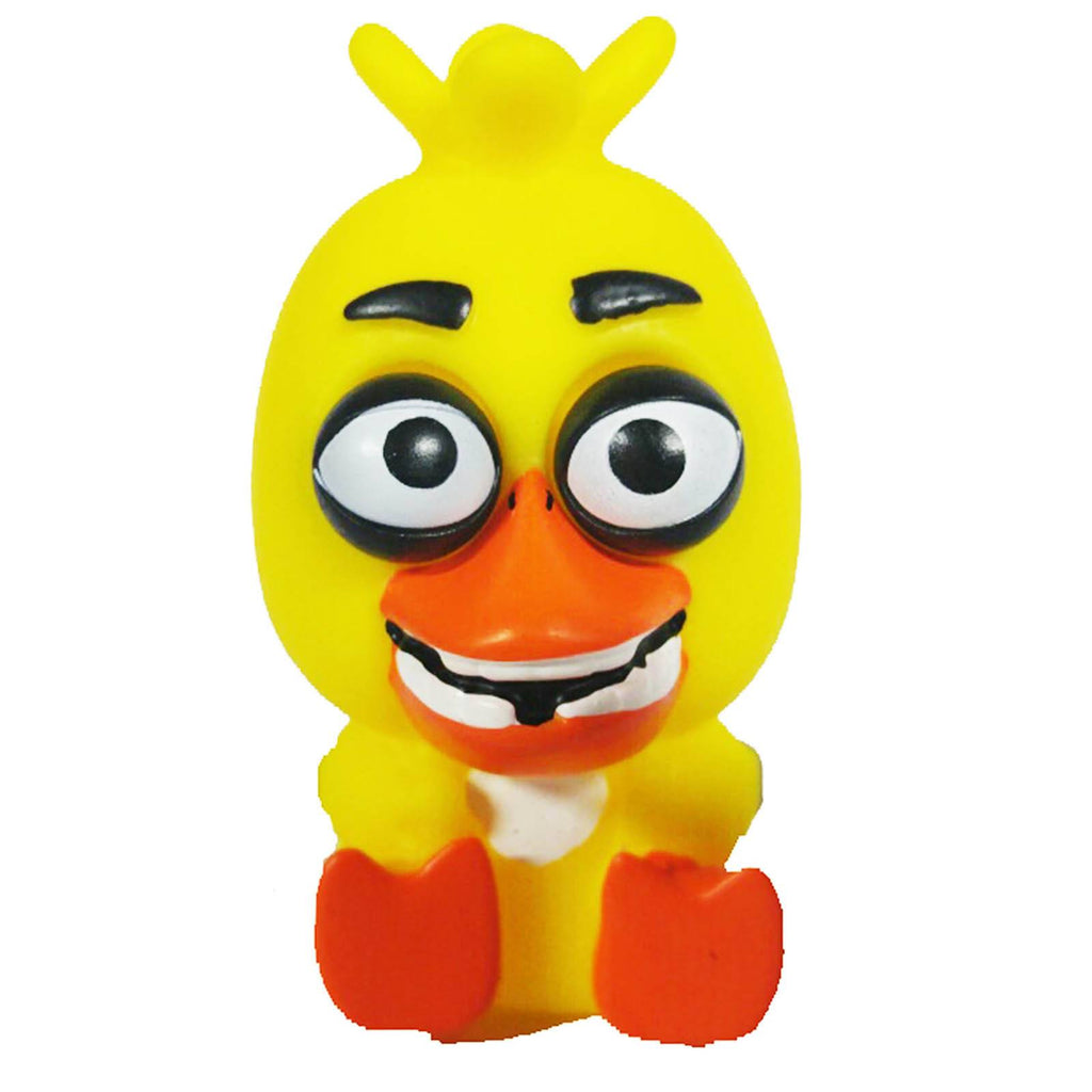 Funko Five Nights At Freddy's Chica Squeeze Keychain Figure