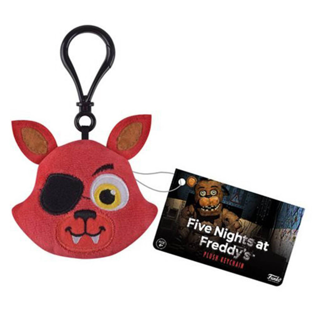 Funko Five Nights At Freddy's Foxy Plush Keychain Figure