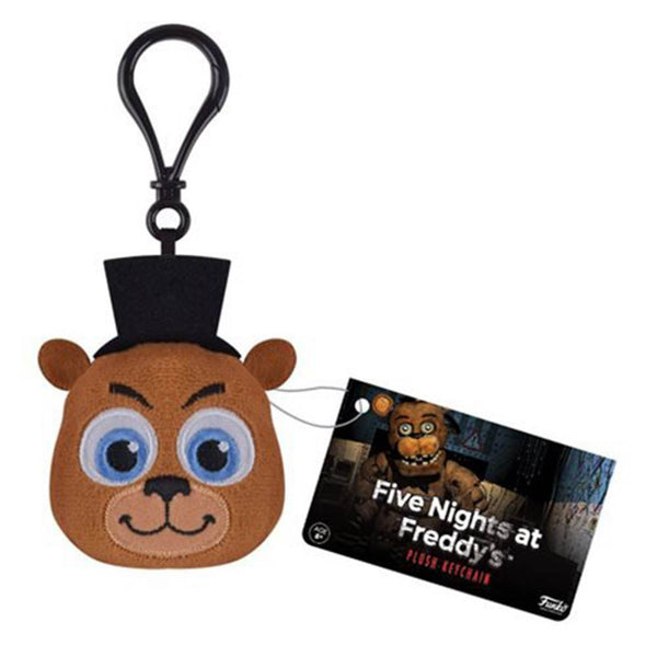 Funko Five Nights At Freddy S Freddy Plush Keychain