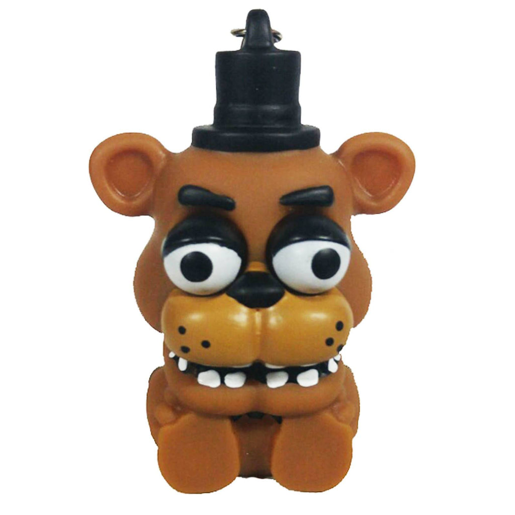 Funko Five Nights At Freddy's Freddy Squeeze Keychain Figure