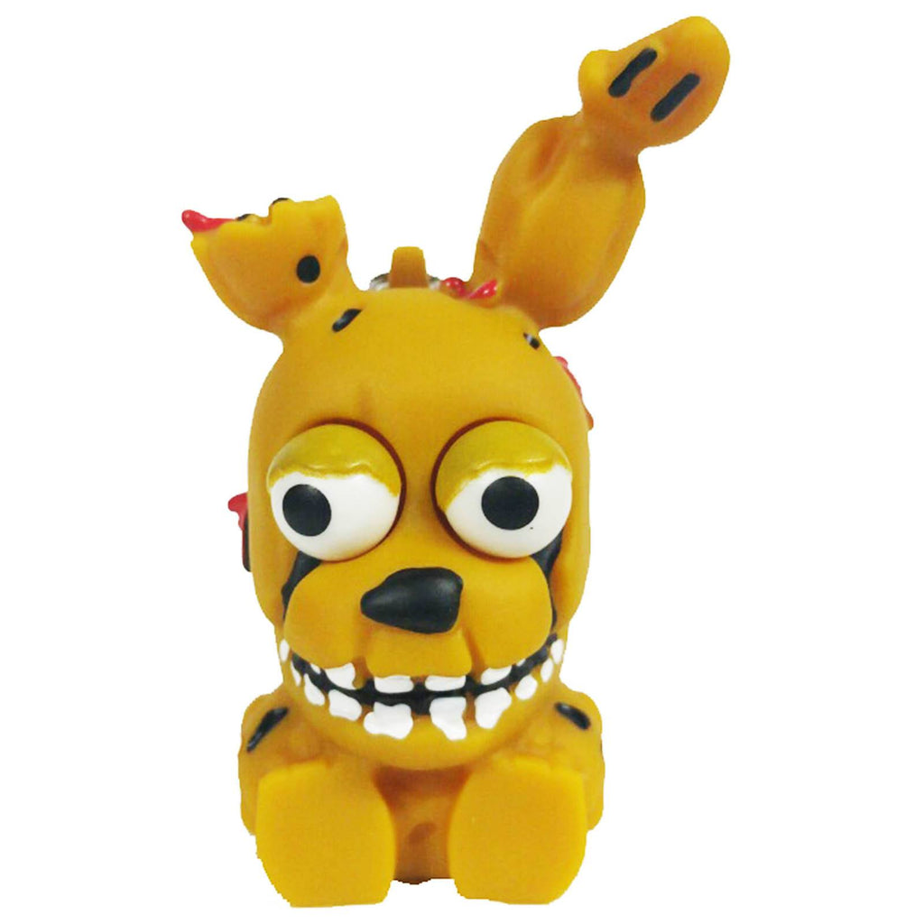 Funko Five Nights At Freddy's Springtrap Squeeze Keychain Figure