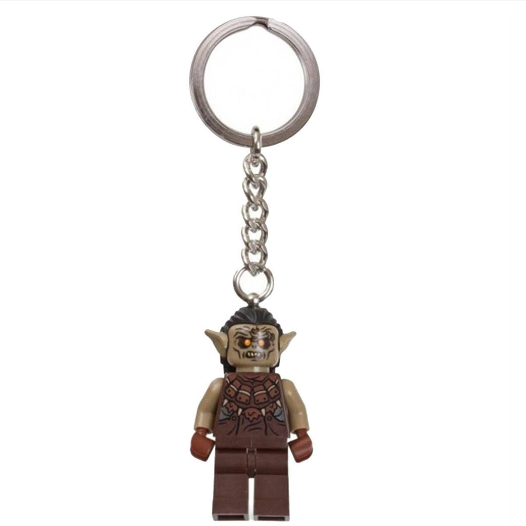 Lego Lord Of The Rings Mordor Orc Keychain - Radar Toys