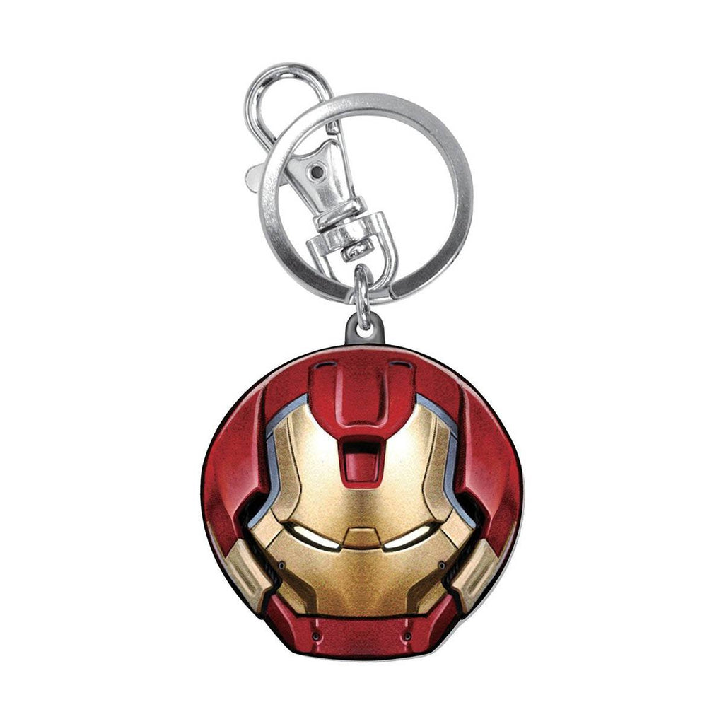 Marvel Avengers Colored Hulkbuster Head Keychain