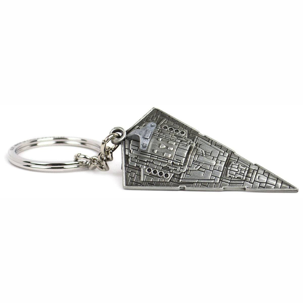 Star Wars Star Destroyer Replica Metal Keychain