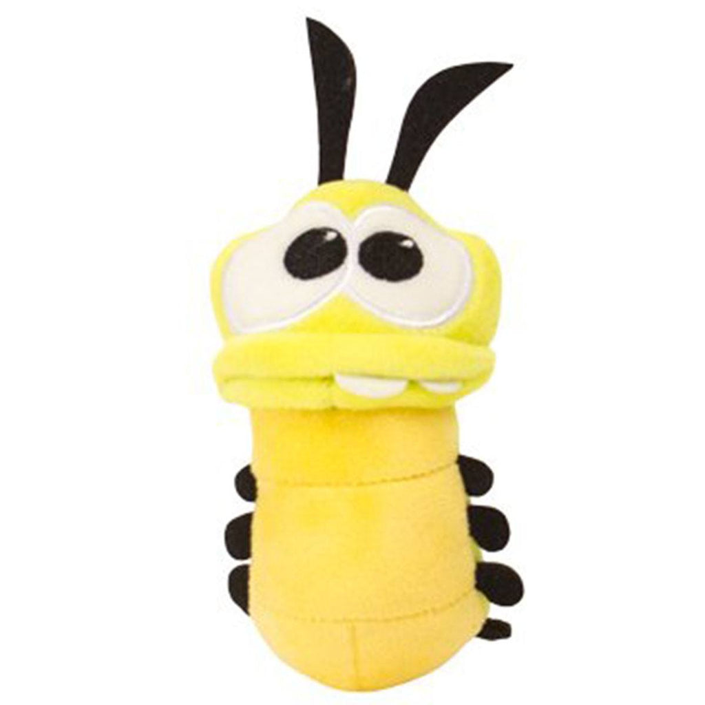 Kidrobot Best Friends Toetapping Gene The Slug Plush Figure