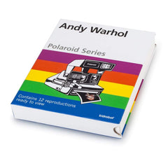 Kidrobot Blind Boxes - Kidrobot Andy Warhol Polaroid Series 1 Set