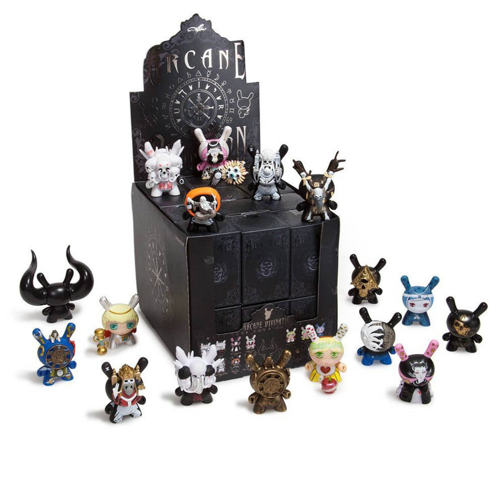 Kidrobot Arcane Divination Dunny Mini Series Blind Box Figure