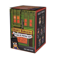 Kidrobot Bob's Burgers Trick Or Treating Tour Blind Box Mini Figure