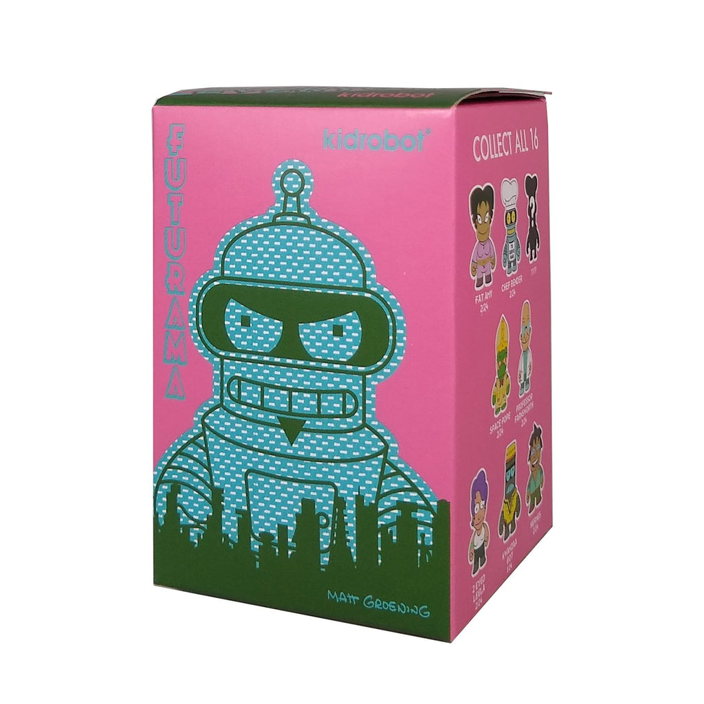 Kidrobot Futurama Good News Blind Box Mini Figure