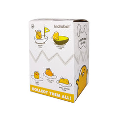 Kidrobot Blind Boxes - Kidrobot Gudetama Blind Box Mini Figure