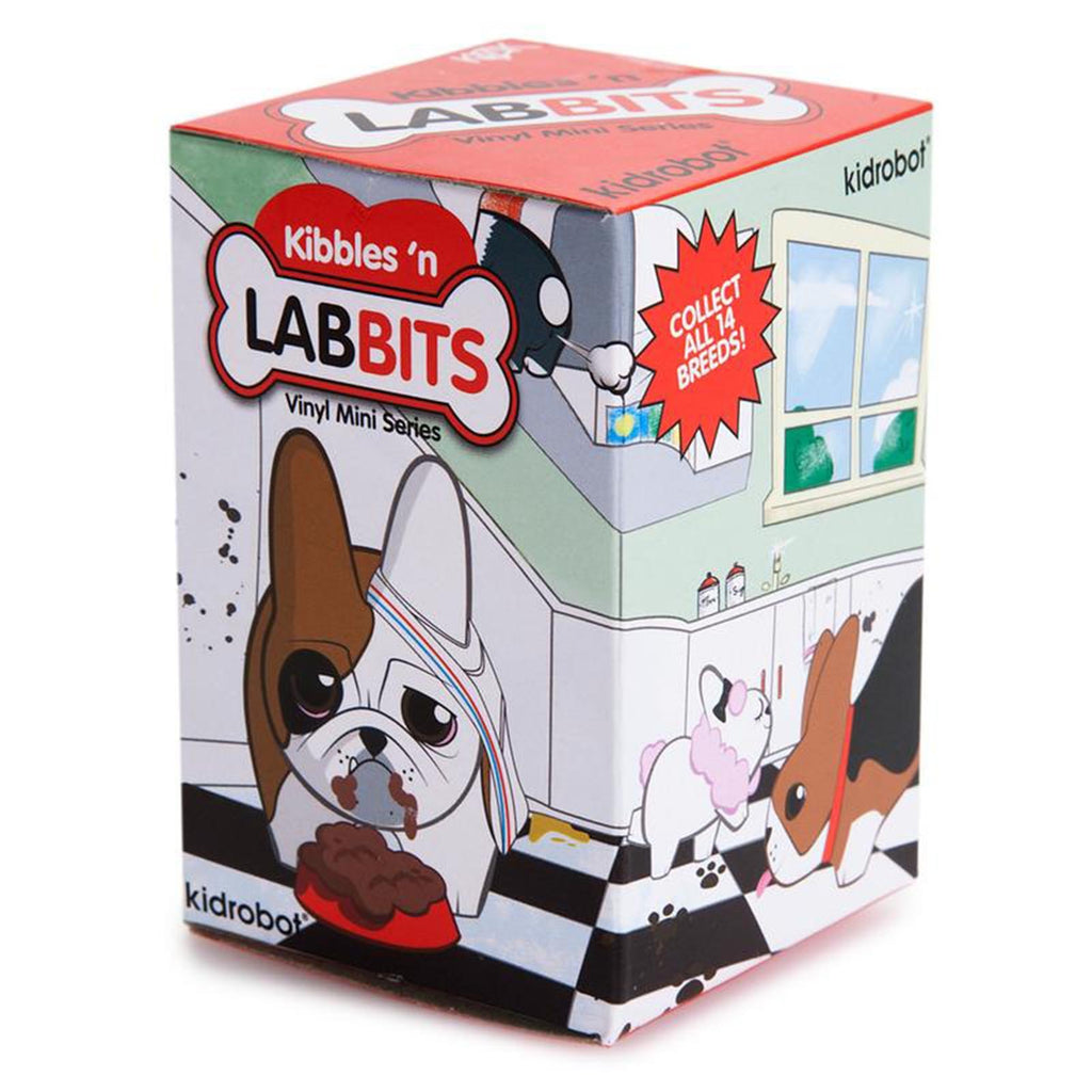 Kidrobot Kibbles 'N Labbits Mini Blind Box Vinyl Figure