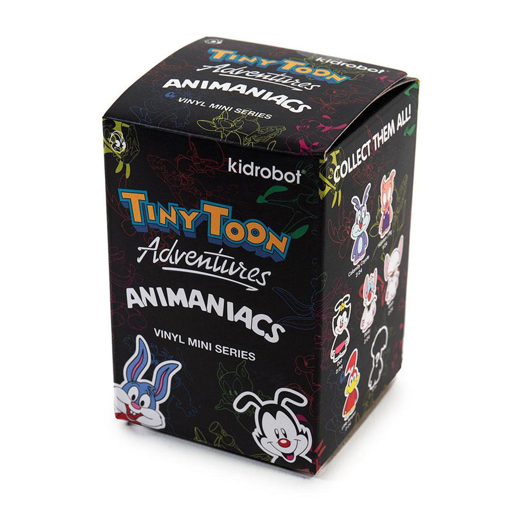 Kidrobot Tiny Toon Adventures Animaniacs Blind Box Mini Figure