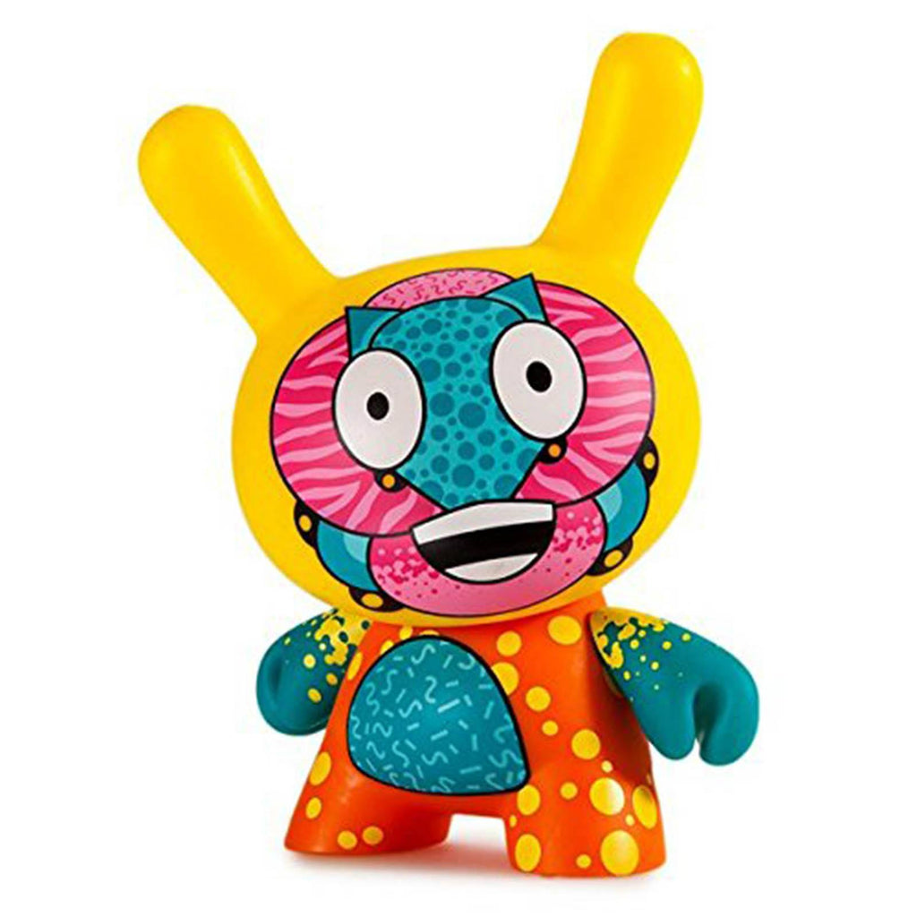 Kidrobot Codename Unknown 5 inch Dunny Vinyl Figure