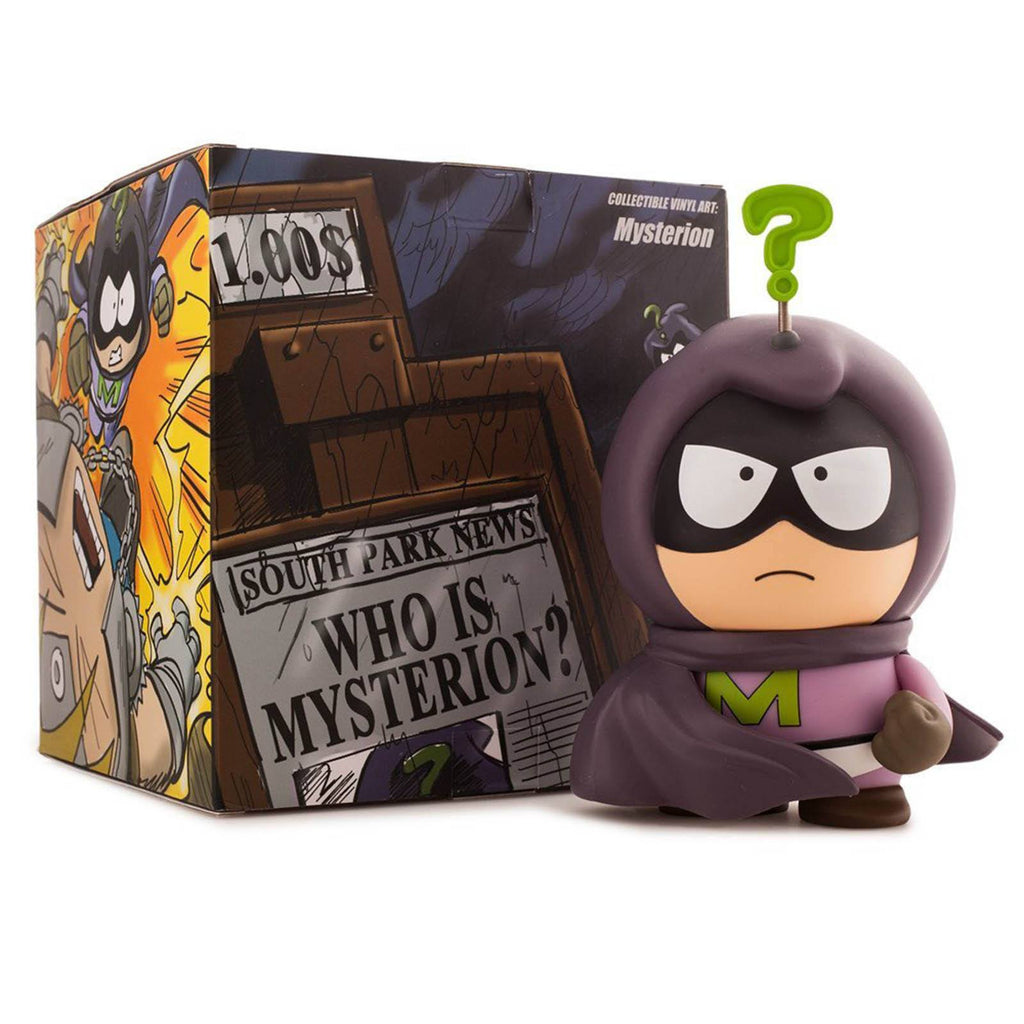 Kidrobot South Park Mysterion Vinyl Figure - Radar Toys