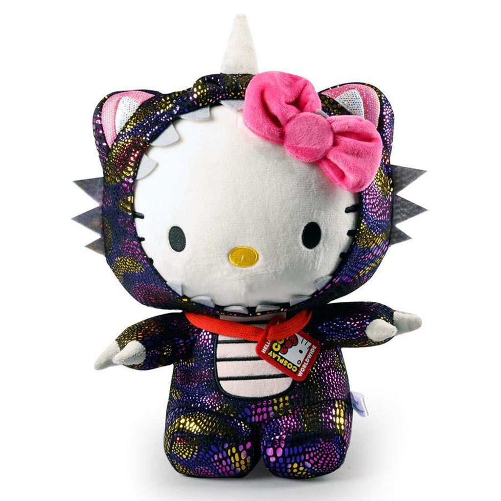 Kidrobot Hello Kitty Kaiju Cosplay Cosmos 12 Inch Plush