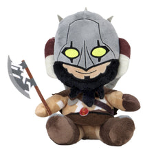 Kidrobot Phunny Plush - Kidrobot Magic The Gathering Phunny Garruk 8 Inch Plush Figure