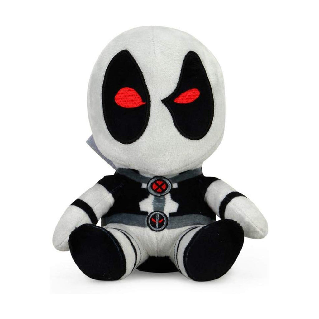 Kidrobot Marvel Phunny X-Force Deadpool 8 Inch Plush