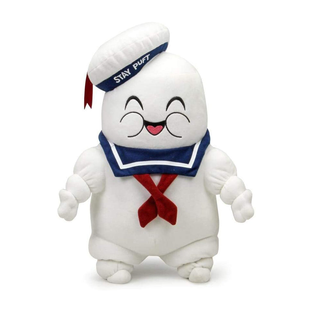 Kidrobot Ghostbusters HugMe Stay Puft Plush Figure