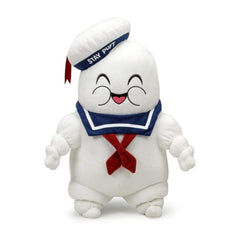 Kidrobot Plush - Kidrobot Ghostbusters HugMe Stay Puft Plush Figure