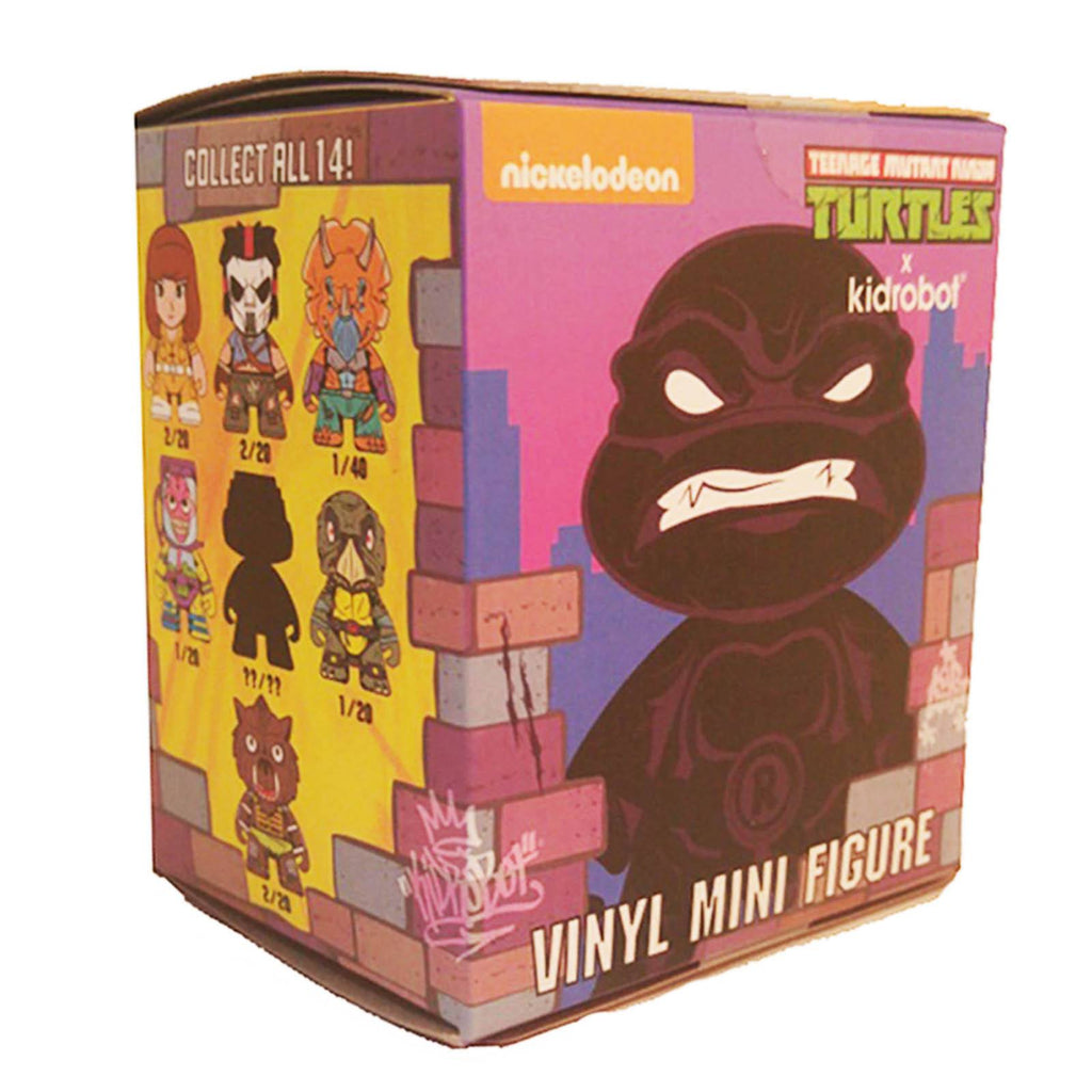 Kidrobot Teenage Mutant Ninja Turtles Shell Shock Blind Box Figure