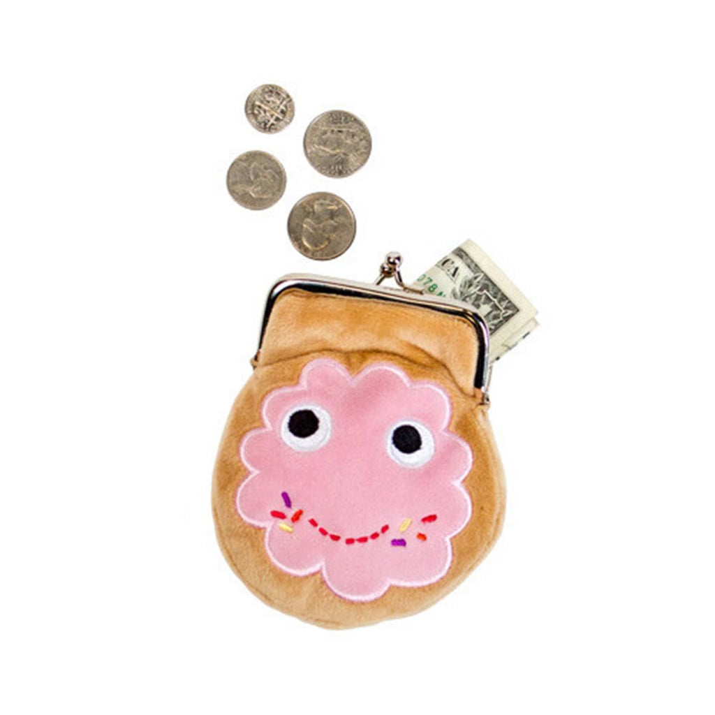 Kidrobot Yummy World Donut Coin Purse