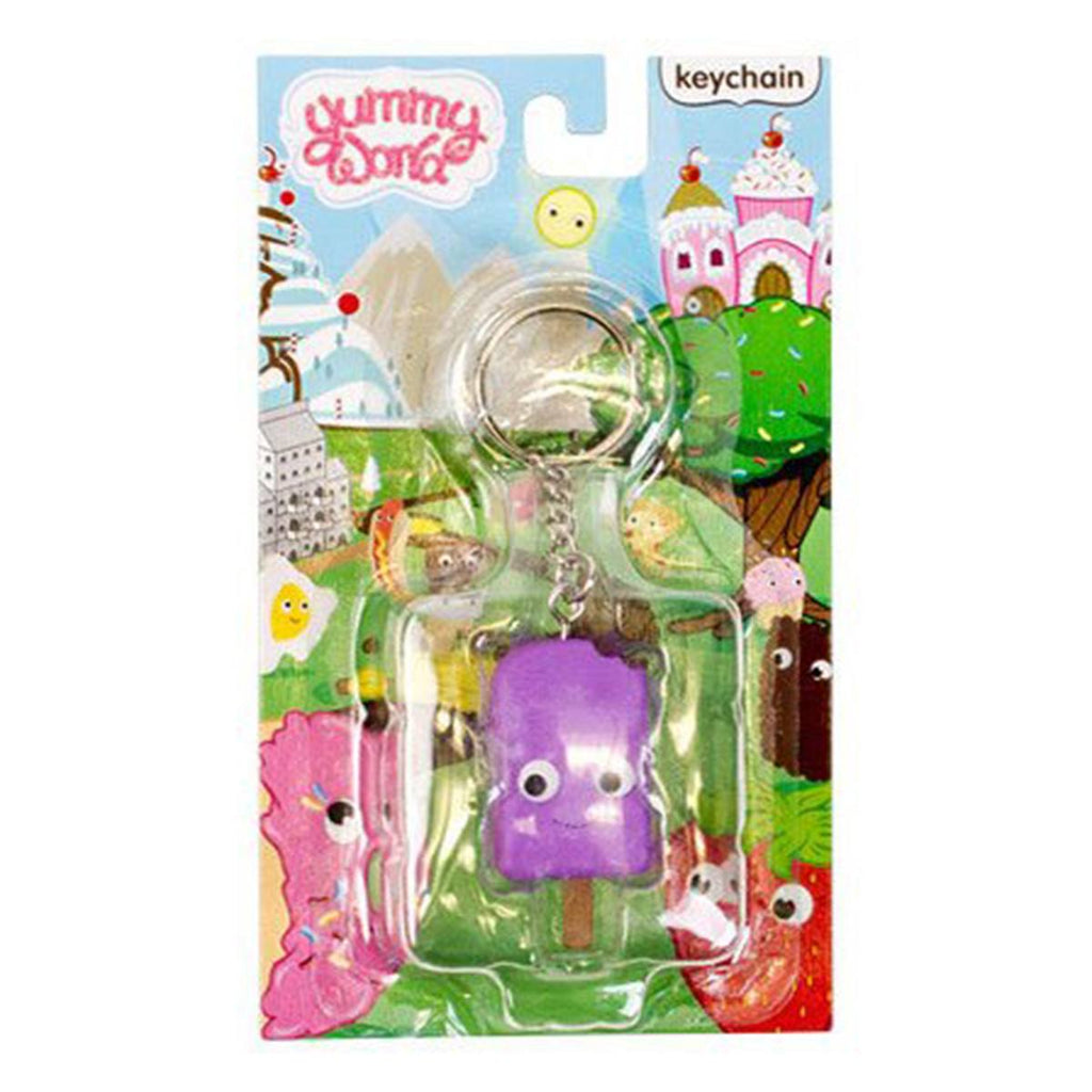 Kidrobot Yummy World Pudding Pop Vinyl Figure Keychain