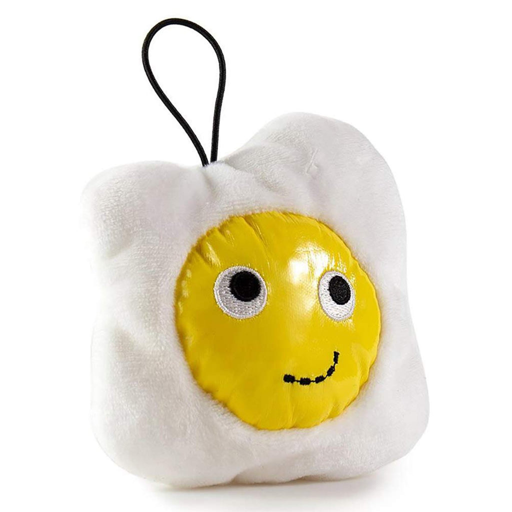 Kidrobot Yummy World Breakfast In Bed Sunny Egg 4 Inch Plush