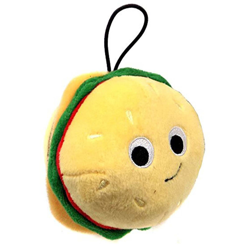 Kidrobot Yummy World Bunford Burger 4 Inch Plush