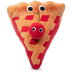 Kidrobot Yummy World Plush - Kidrobot Yummy World Charlie Cherry Pie Plush