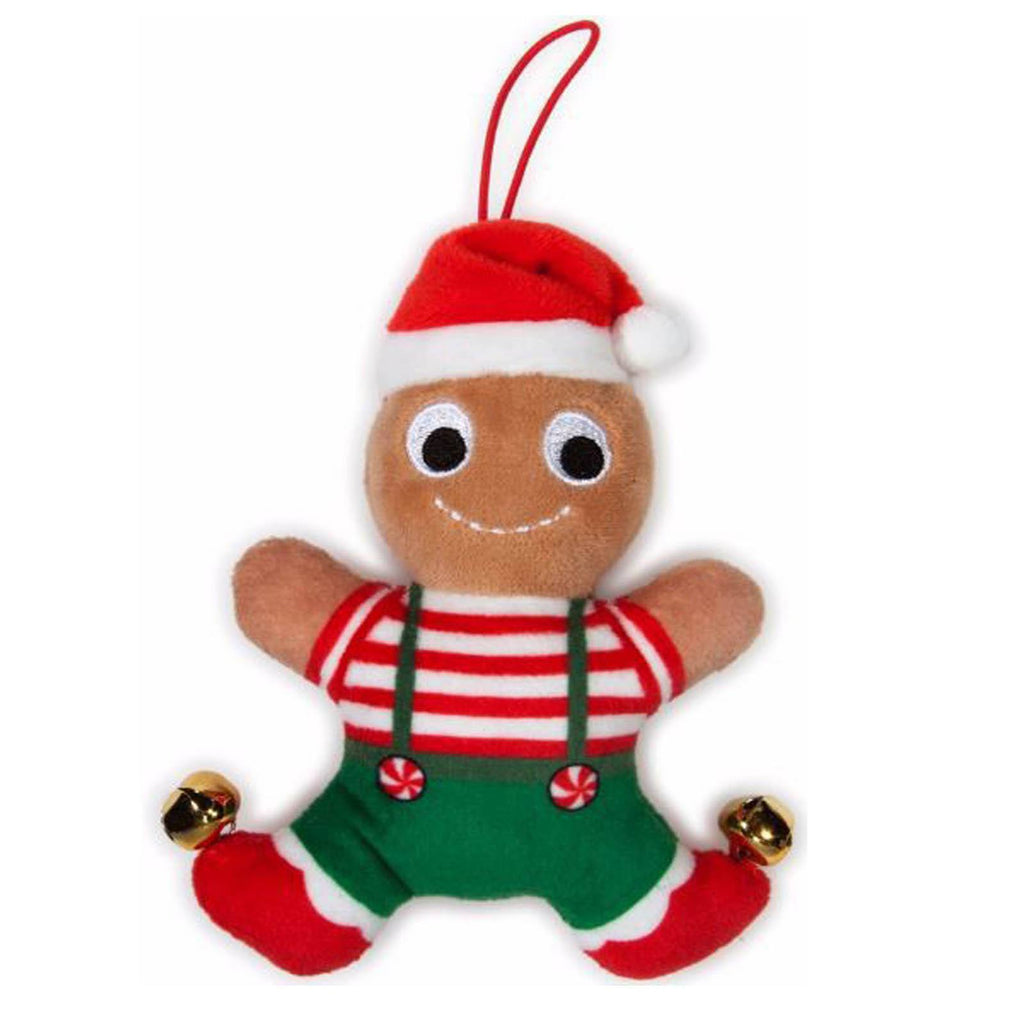 Kidrobot Yummy World Holiday Gingerbread Plush Figure