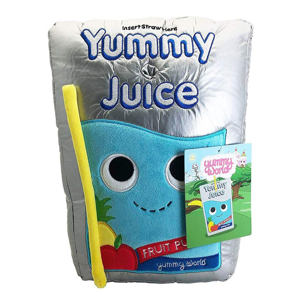 Kidrobot Yummy World Jake The Juice 10 Inch Plush