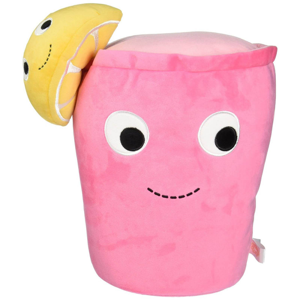 Kidrobot Yummy World Large Pink Lemonade Plush