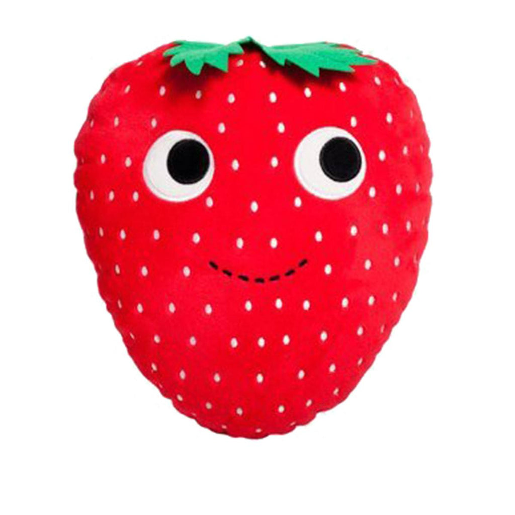 Kidrobot Yummy World Strawberry 10 Inch Plush