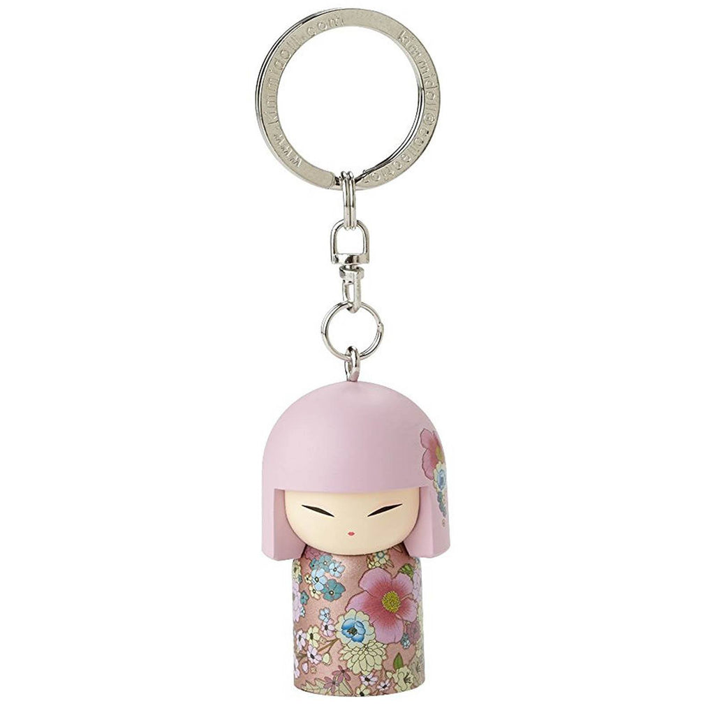 Kimmidoll Aina Tenderness Japanese Doll Keychain Figure