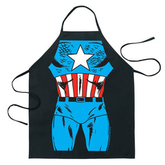 Marvel Comics Captain America Be the Character Apron - Radar Toys