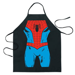 Marvel Comics Spiderman Be the Character Apron - Radar Toys