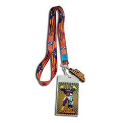 Lanyard - My Hero Academia Deku ID Holder Lanyard