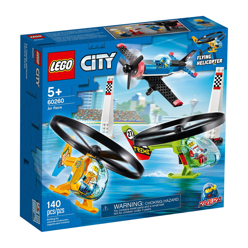 LEGO® City Air Race Building Set 60260