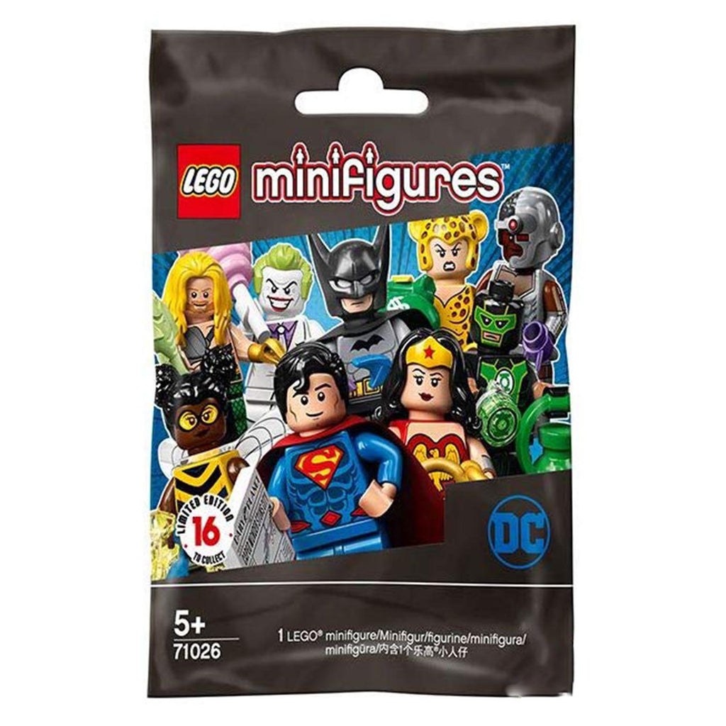 LEGO® DC Super Heroes Series Minifigures Blind Bag 71026 (1 Figure)