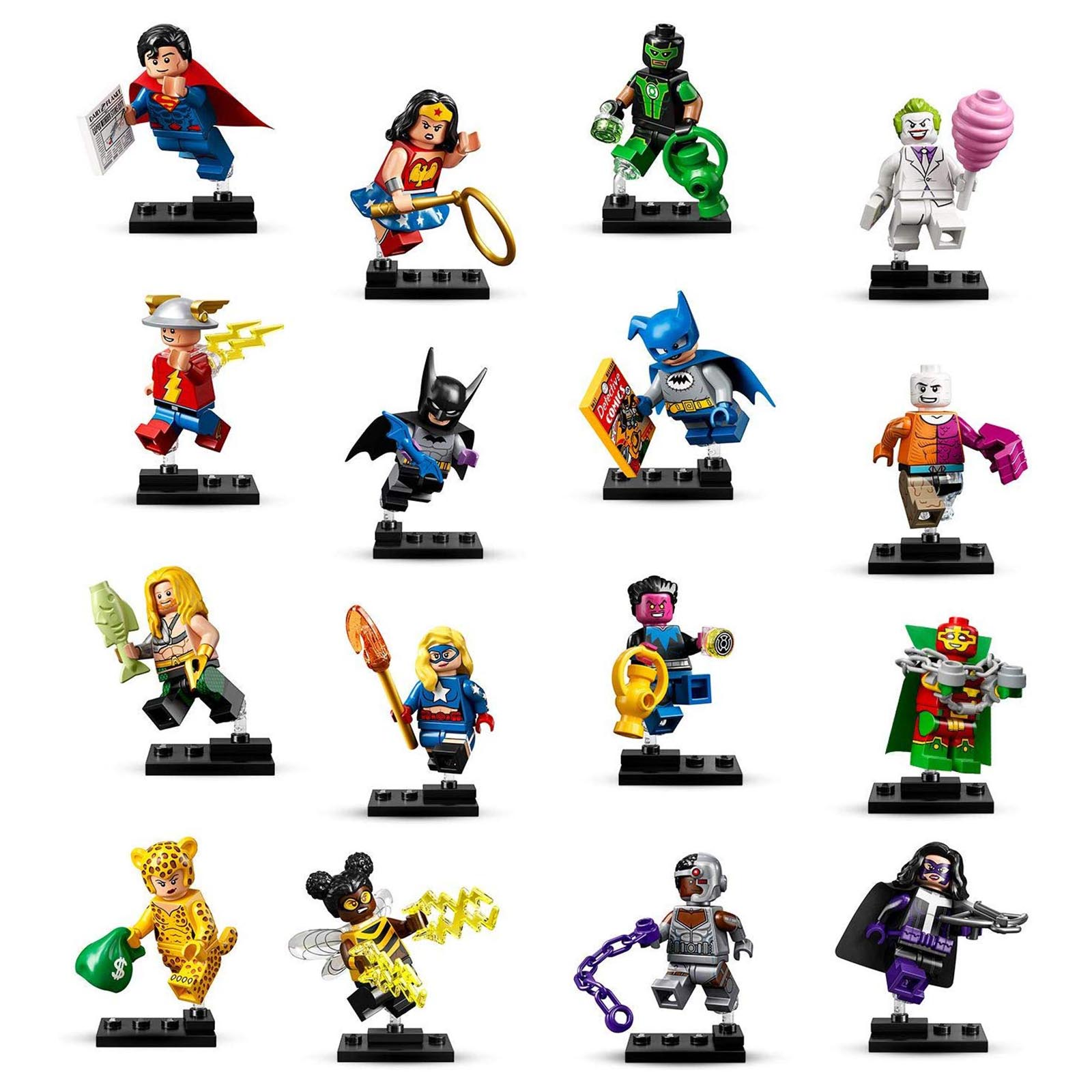 LEGO 71026 DC Super Hero Minifigures Series Single Packet