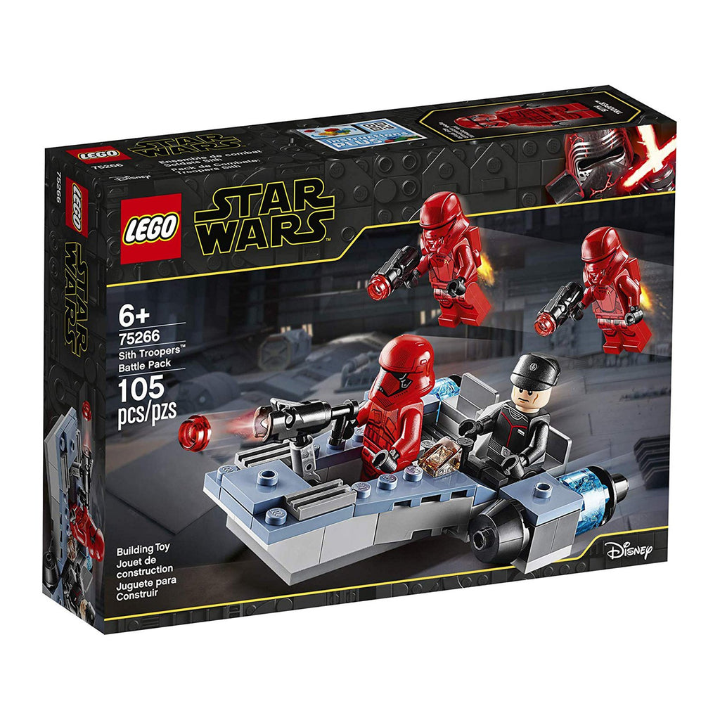 LEGO® Star Wars Sith Troopers Battle Pack Building Set 75266